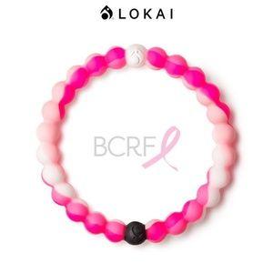 "Lokai Bracelet ""Breast Cancer"" SWIRL PINK"